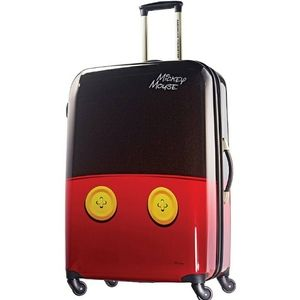 American Tourister 28in Hardside Disney luggage